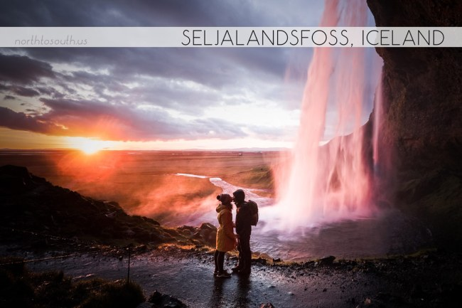 North to South's Year in Review 2019 | Seljalandsfoss, Iceland