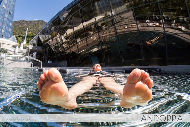 North to South's Year in Review 2019 | Caldea Spa, Andorra