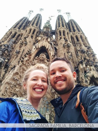 North to South's Year in Review 2019 | Sagrada Familia, Barcelona
