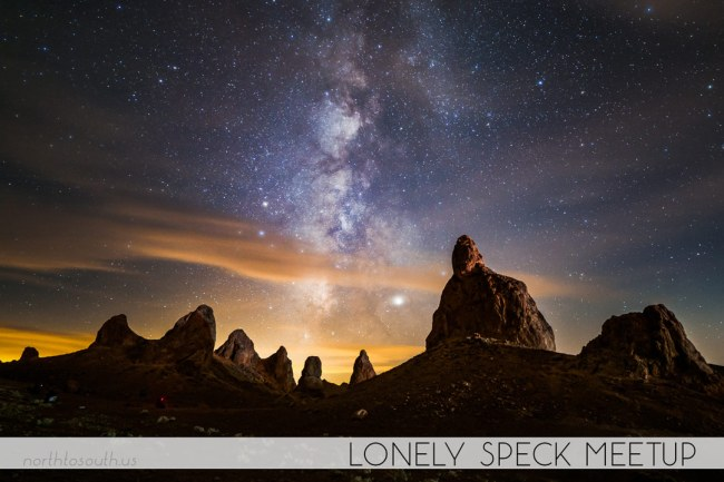 North to South's Year in Review 2019 | Lonely Speck Meet-up at Trona Pinnacles
