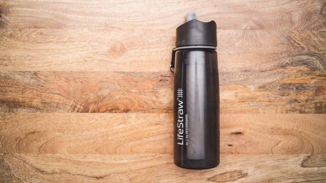 What to Pack for the Galápagos Islands: reusable water bottle