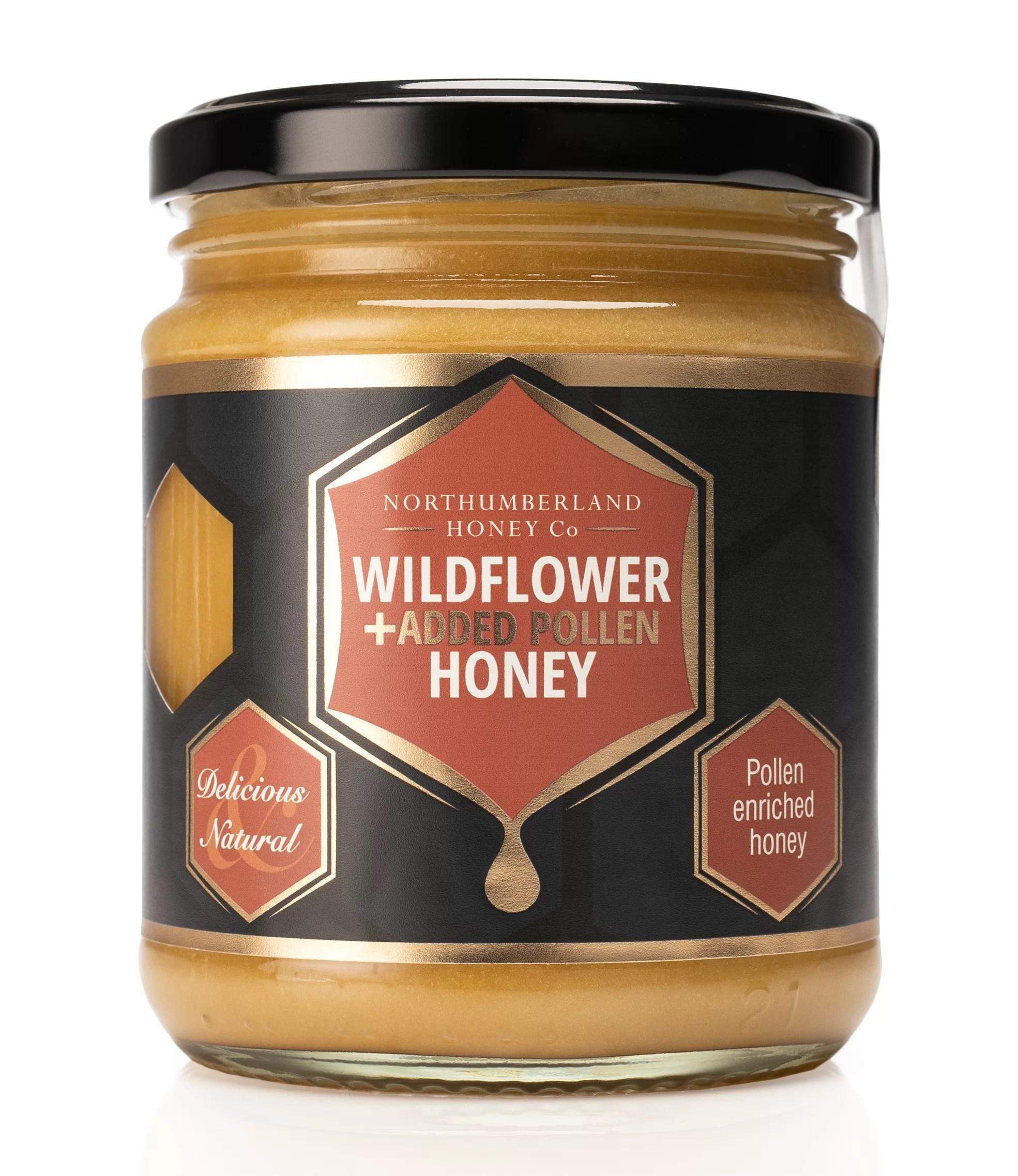 Added Pollen Honey | Honey For Hayfever