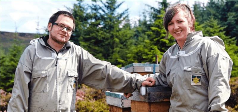 Northumberland Honey Co | The Journey