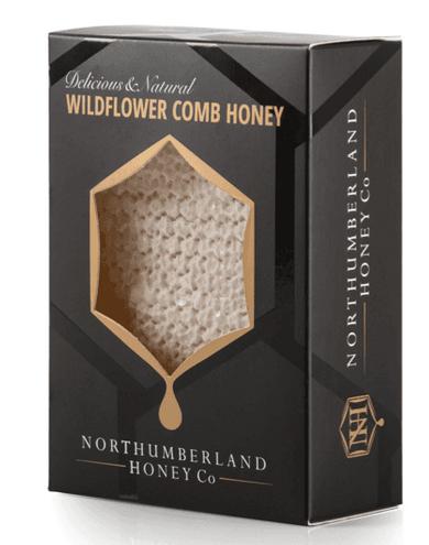 Wildflower Comb Honey by Northumberland Honey Co