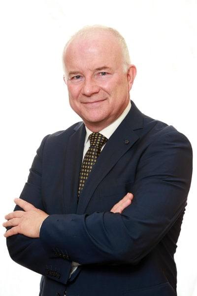 Allan McCracken Bust