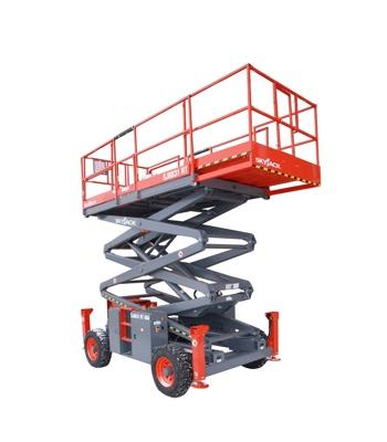 Rough Terrain Scissor Lift Skyjack 8831