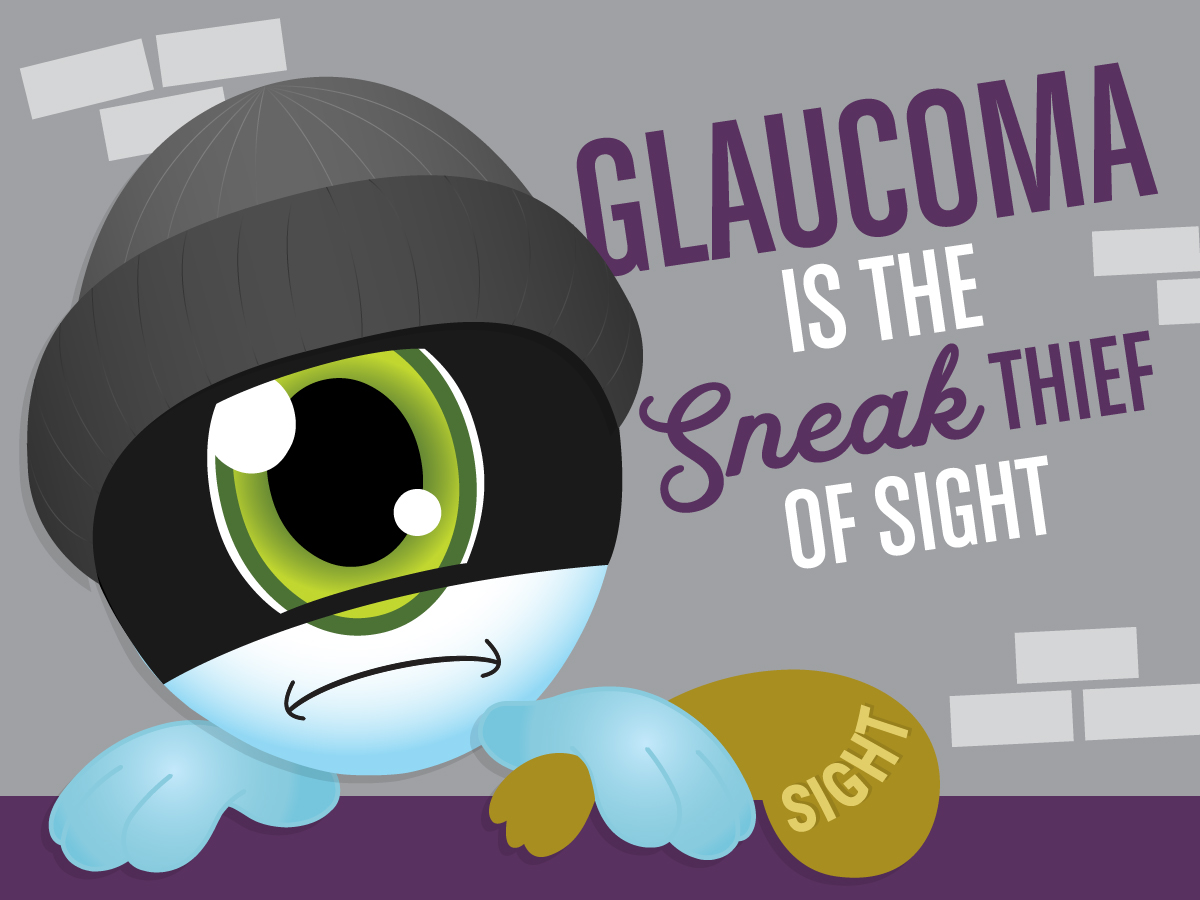 Glaucoma: Early Detection of 'The Sneak Thief of Sight'
