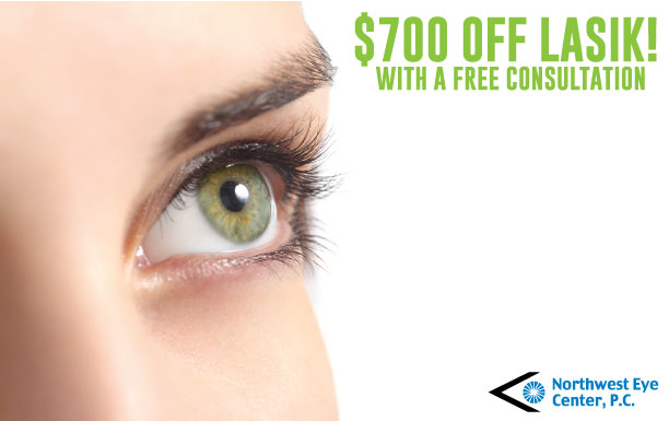$700 Off LASIK With A Free Consultation