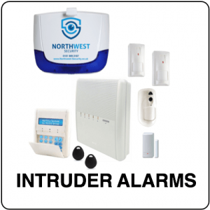 Intruder Alarm systems from Northwest Security