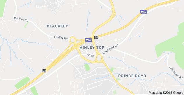 Burglar Alarm Installer in Ainley Top, West Yorkshire