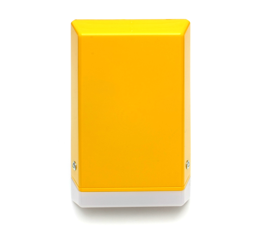 RISCO Nova 2 yellow cover with opal lens - GT22403