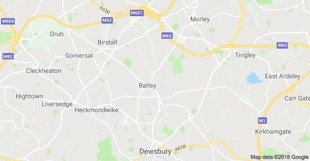 CCTV Installers in Batley, West Yorkshire