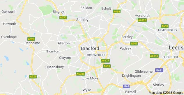 CCTV in Bradford, West Yorkshire (1)