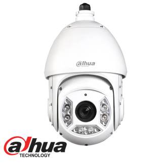 Dahua IP 2MP IR PTZ Dome 30x Zoom SD6C230T-HN - NORTHWEST SECURITY (1)