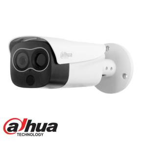 DAHUA MINI HYBRID THERMAL BULLET CAMERA WITH TEMPERATURE ALERT