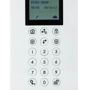 Panda wireless keypad with proximity