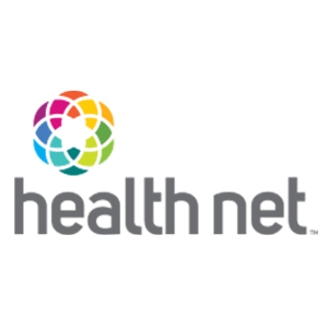 Health Net logo with link