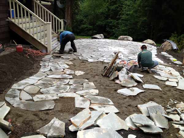 landscapers bainbridge island