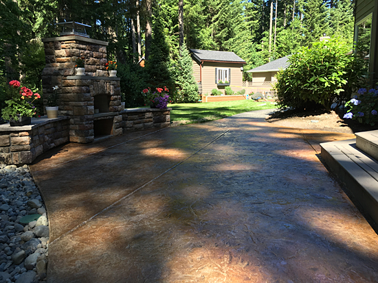 Outdoor space in Kitsap County