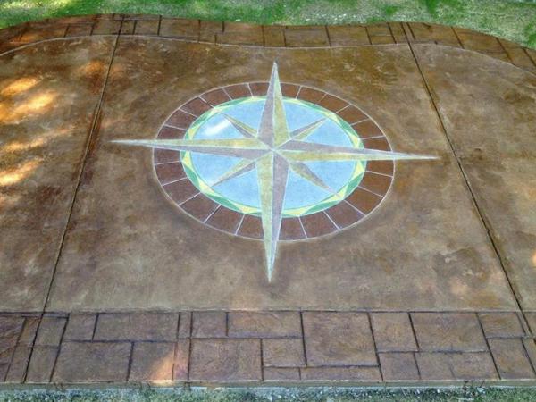 stamped concrete kitsap county