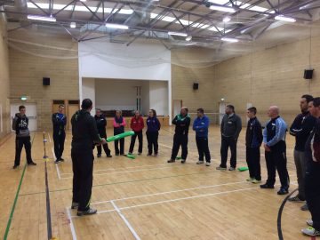 North West Cricket Coaching Course Feb 2017