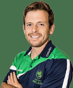 Ed Joyce Cricket Ireland