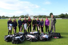 North west womens kit bags