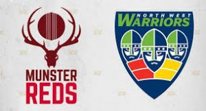 North West Warriors Munster Reds IP20 Eglinton