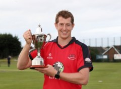 Greg Thompson Ulster Cup