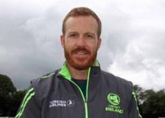 Rob Cassell Ireland Asst Coach