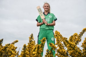 Lewsi and orielly selected for ICC Womens Global Development porgram