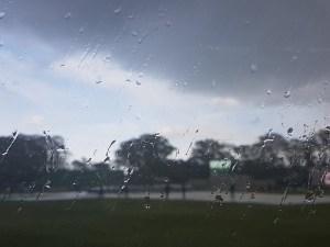 Rain at malahide