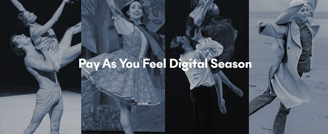 Northern Ballet announce new digital season