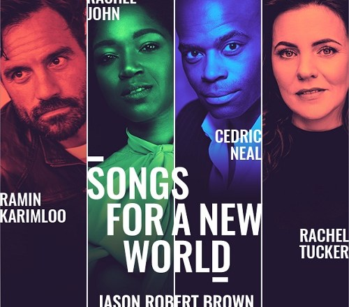 Songs For A New World on stream.theatre from 21st February