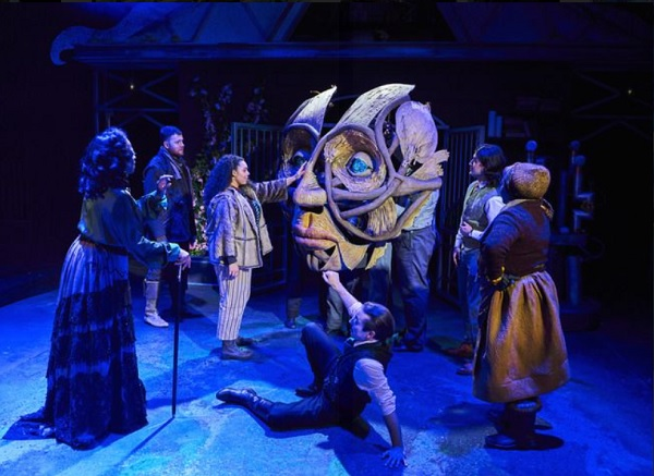 The Sorcerer's Apprentice – Southwark Playhouse Stream