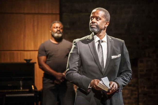 Hymn – Sky Arts at Almeida Theatre