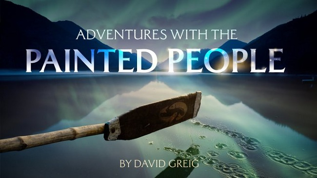 David Greig's new play Adventures with the Painted People gets its stage premiere