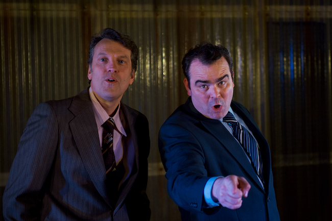 The Damned United – Leeds Playhouse