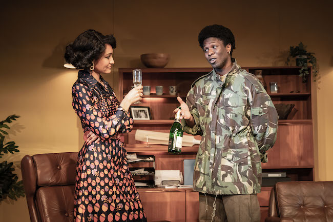 The Death of A Black Man – Hampstead Theatre