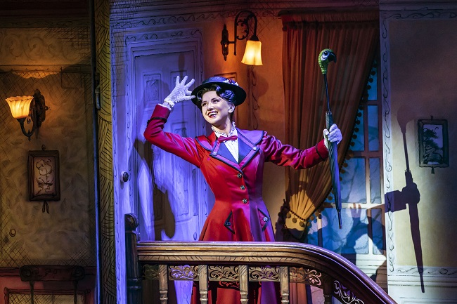 SUPERCALIFRAGILISTIC – Mary Poppins flies back into the West End