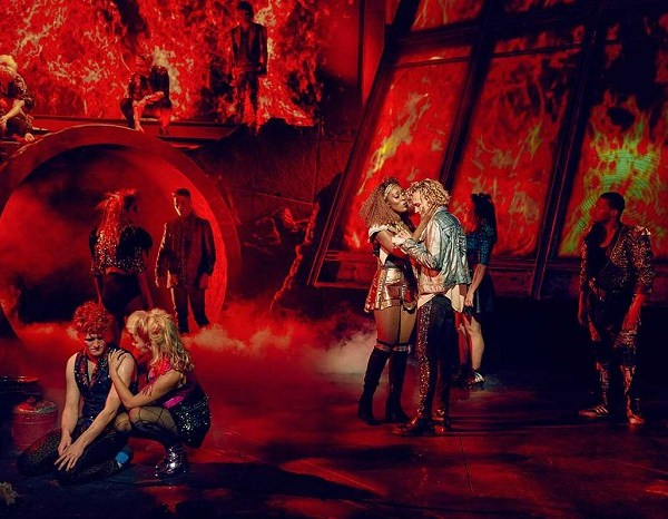 Bat Out Of Hell – Opera House Manchester