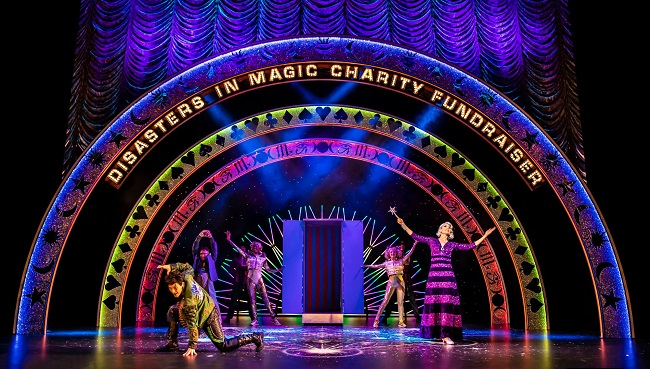 Magic Goes Wrong – Empire Theatre
