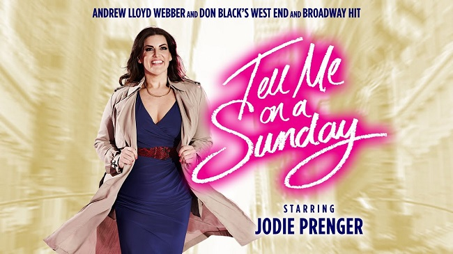 Tell Me on a Sunday – Sheffield Lyceum