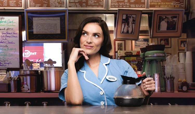 Chelsea Halfpenny to star as Jenna in Waitress Musical at Wolverhampton Grand!