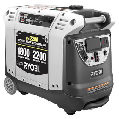 Ryobi 2200 inverter genny