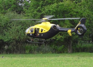 Jon's Turbine Powered EC135