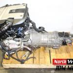 Jdm 07 09 Nissan 350z Vq35hr Rev Up 3 5l V6 Engine 6 Speed Manual Transmission Japanese Car Parts