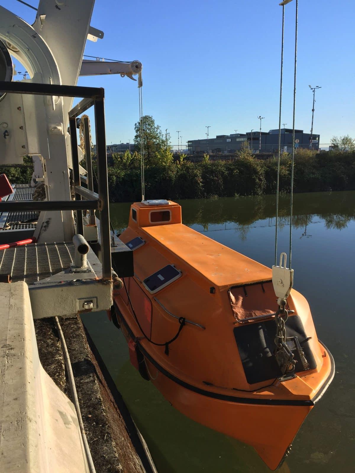 psc pscrb lifeboatman course Seattle Edmonds Washington