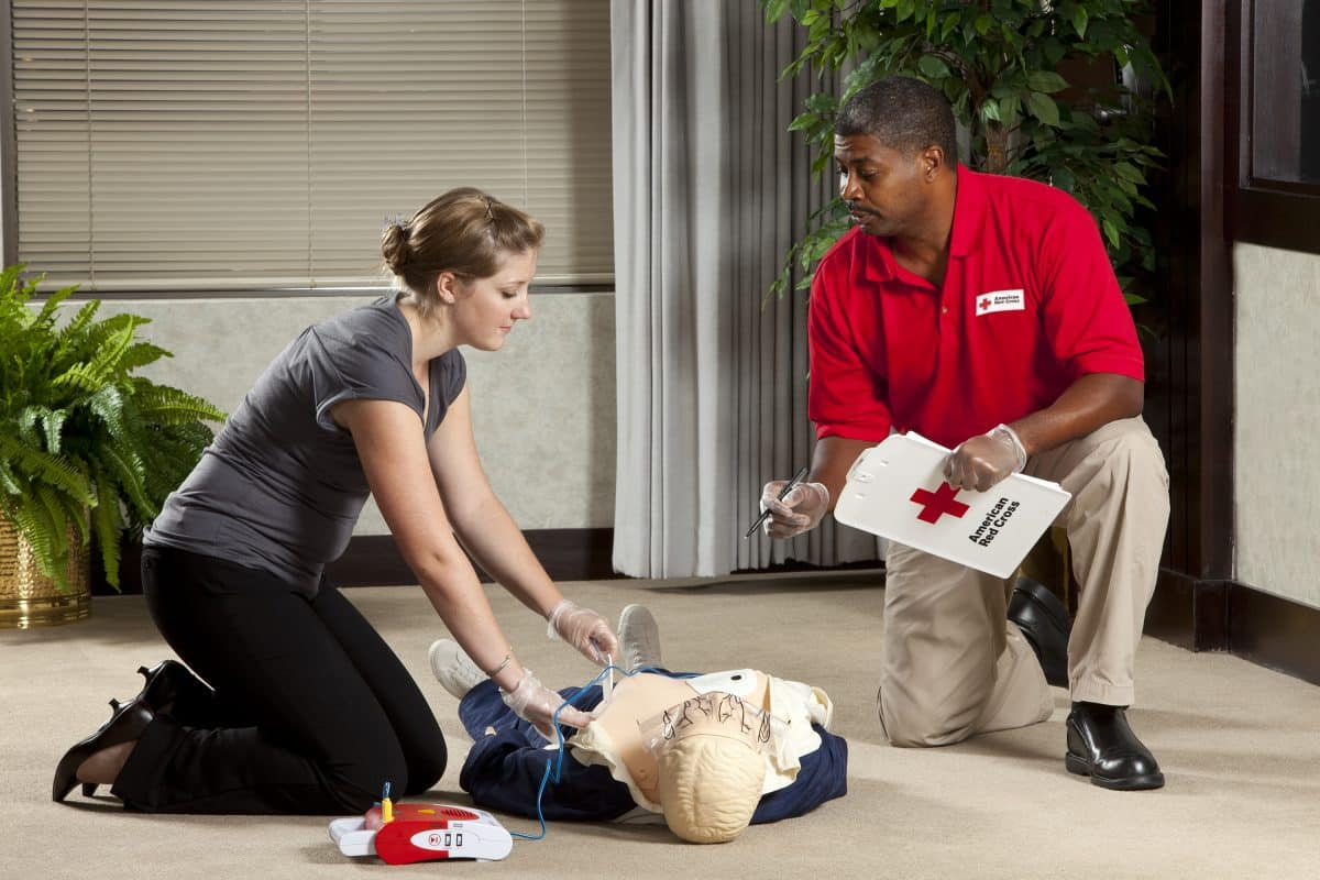 Red cross instructor training certification nwma training event navigation 1betcityfo Gallery
