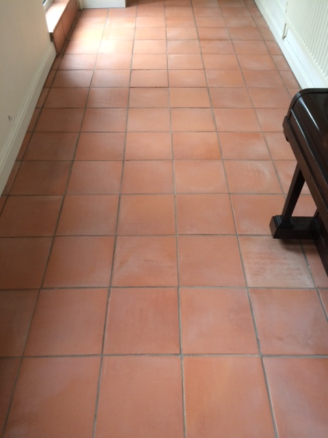 Spanish Terracotta Kitchen After Cleaning Halifax